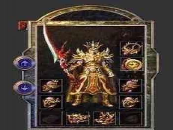 高玩超级变态传奇里战士谈对战各职业的方法