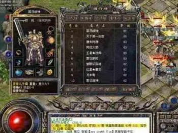 神鬼传奇私服中新人玩家在游戏中容易犯的几个错误