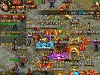 新开变态传奇私服里游戏至尊沧溟圣虎神级boss多少血量?