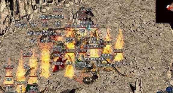 狂暴大极品传奇里地图玩法攻略