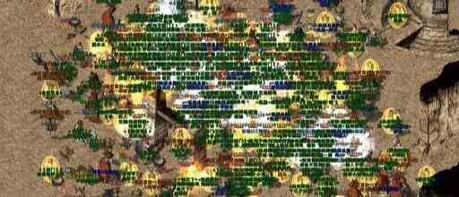 1.76四区•三国混战,传奇暗黑版本里剑指沙城