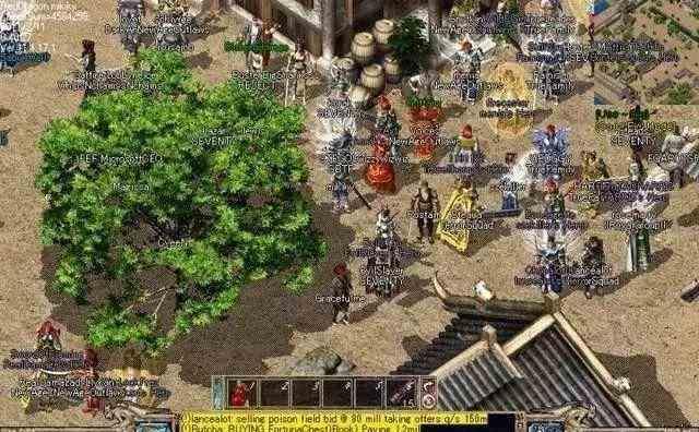 超级变态传奇中战士玩家分享玩转牛魔洞的心得