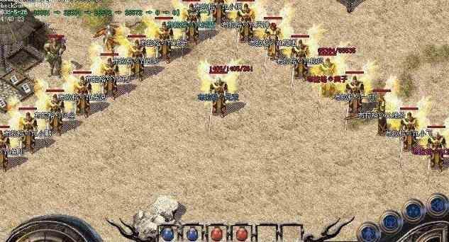 开启新开私服的游戏之旅感受战士强硬