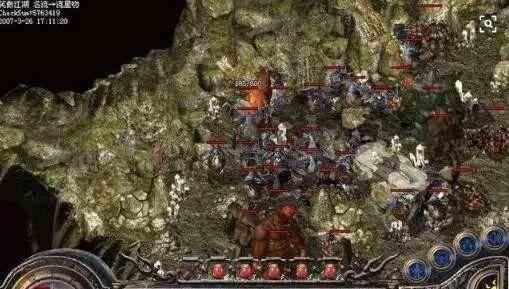 变态传奇sf里游戏中如何应对敌人的烈火